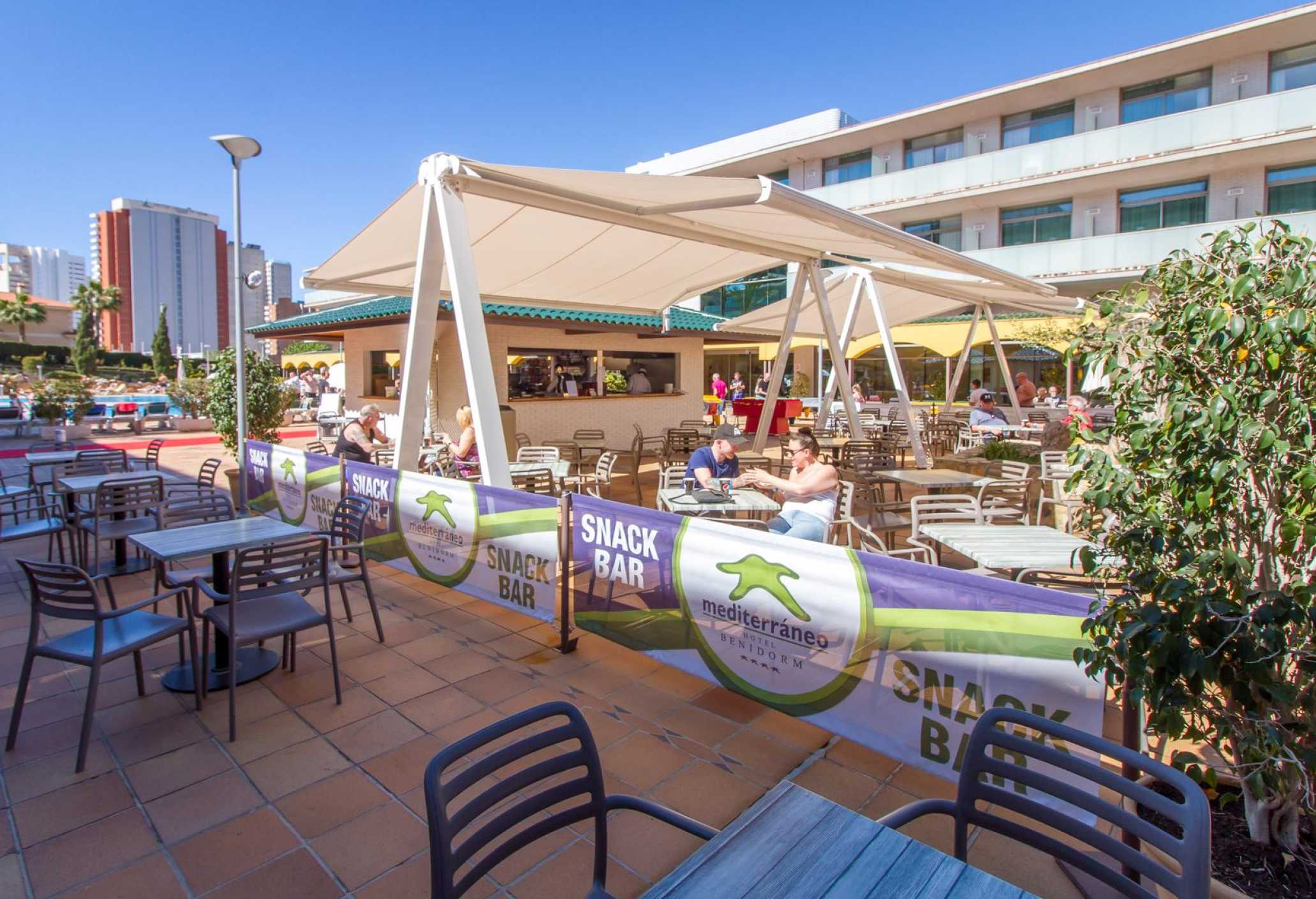 What Beverages Are Included In All Inclusive Hotel Benidorm