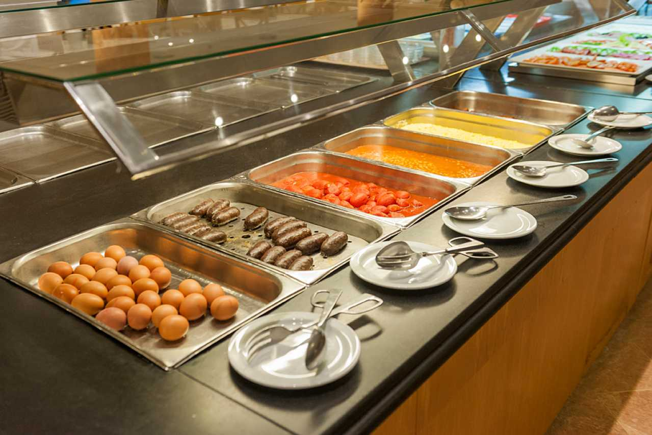 Hotel Palm Beach Benidorm Food